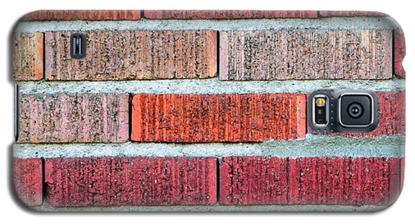 Red Brick Wall Galaxy S5 Case