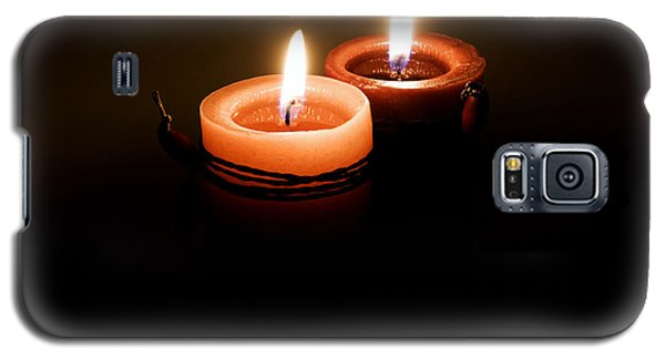 Red Candles Galaxy S5 Case