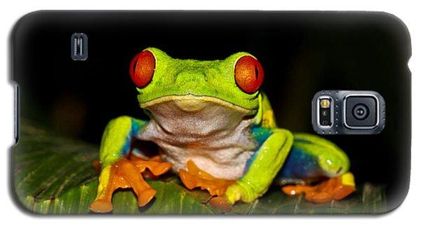 Red Eyes 1 Galaxy S5 Case