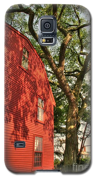 Red House Galaxy S5 Case