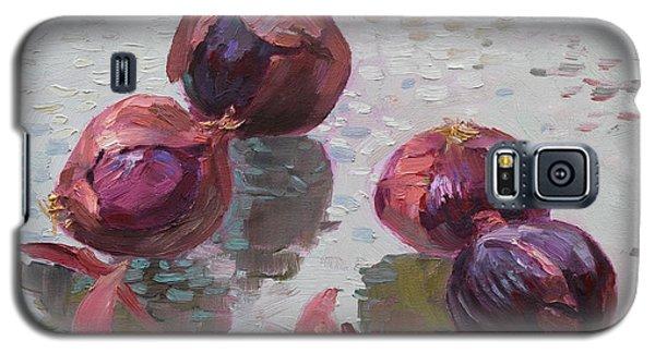 Red Onions Galaxy S5 Case by Ylli Haruni