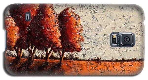 Red Quartet  Galaxy S5 Case