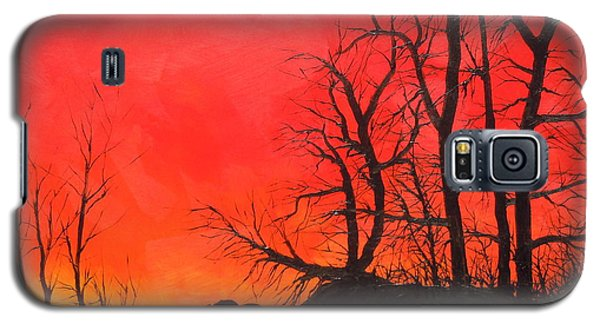 Red Sky  Galaxy S5 Case
