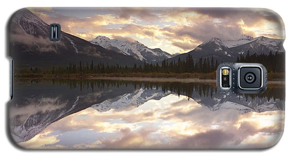 Reflecting Mountains Galaxy S5 Case