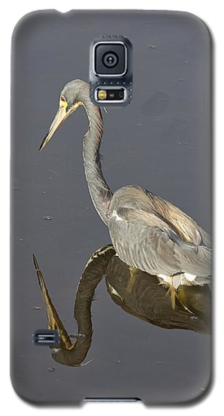 Galaxy S5 Case featuring the photograph Reflection by Anne Rodkin