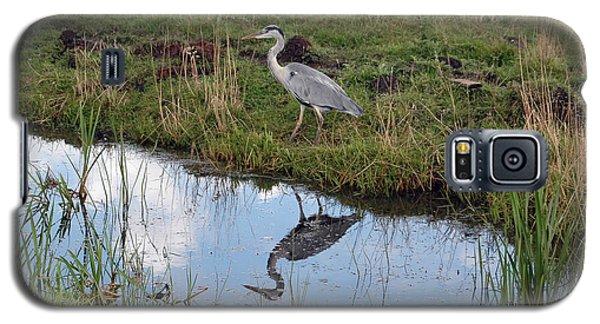 Galaxy S5 Case featuring the photograph Reflection by Vilas Malankar