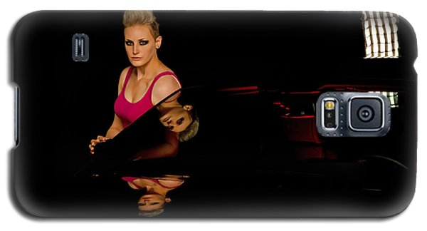 Galaxy S5 Case featuring the photograph Reflections by Jim Boardman