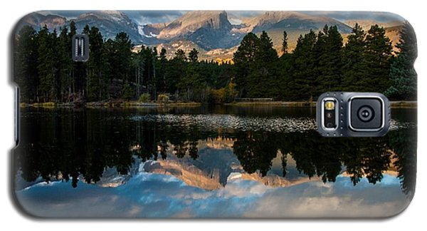 Reflections On A Lake Galaxy S5 Case by Anne Rodkin
