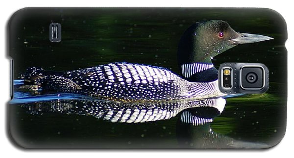 Galaxy S5 Case featuring the photograph Reflections by Steven Clipperton