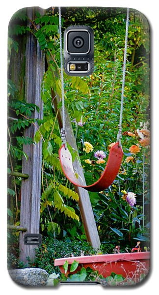 Galaxy S5 Case featuring the photograph Remember... by Rory Sagner