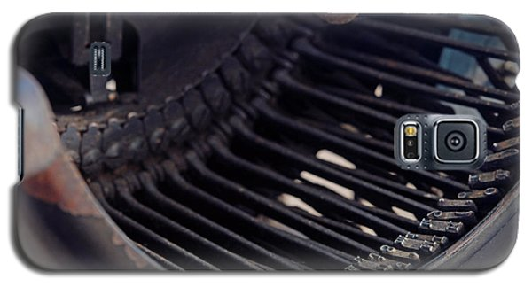 Galaxy S5 Case featuring the photograph Remington 11 Detail by Kay Lovingood