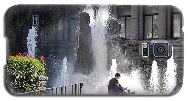 Respite Galaxy S5 Case by John Schneider
