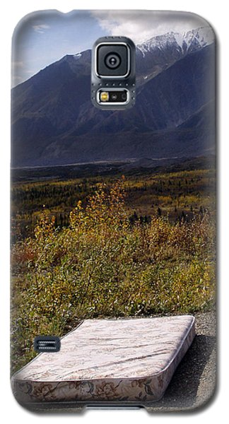 Rest And Enjoy The Great Outdoors Galaxy S5 Case by Karen Lee Ensley