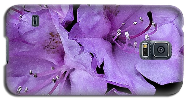 Galaxy S5 Case featuring the photograph Rhododendron II by Michael Friedman