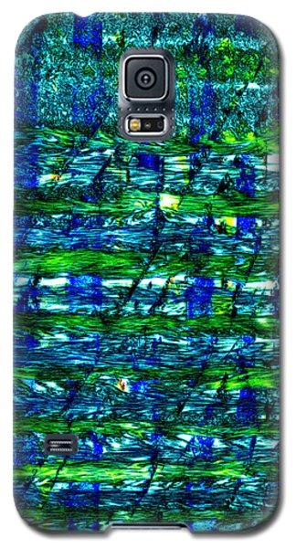 Rice Harvest Galaxy S5 Case