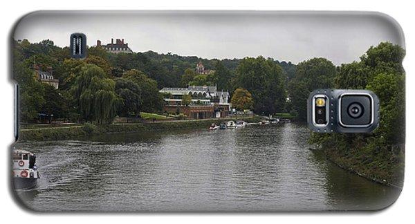 Galaxy S5 Case featuring the photograph Richmond Cruise by Maj Seda