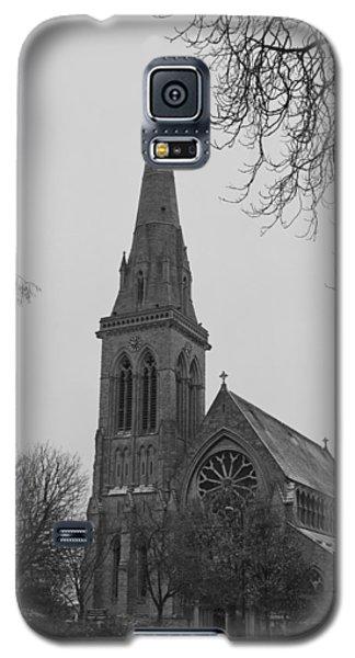 Galaxy S5 Case featuring the photograph Richmond Village Church by Maj Seda