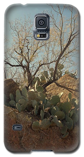Galaxy S5 Case featuring the photograph Ridgeline by Louis Nugent