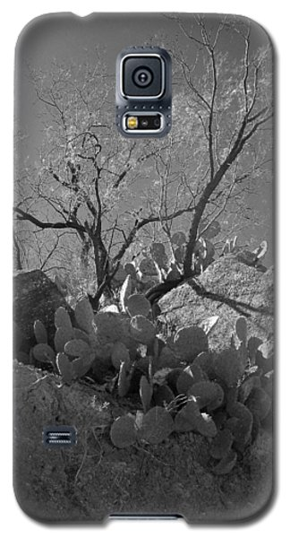 Galaxy S5 Case featuring the photograph Ridgeline Two by Louis Nugent