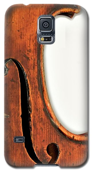 Right F Galaxy S5 Case by Endre Balogh