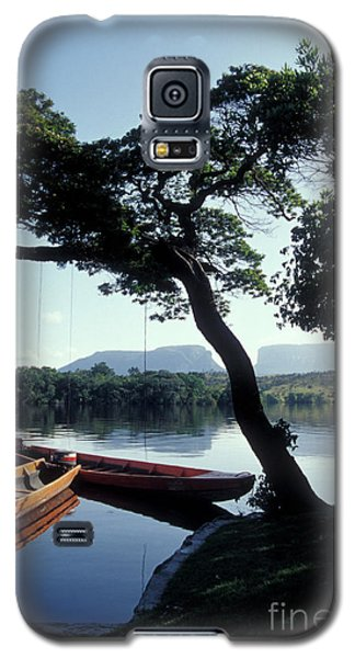 Rio Carrao Canaima Venezuela Galaxy S5 Case by John  Mitchell