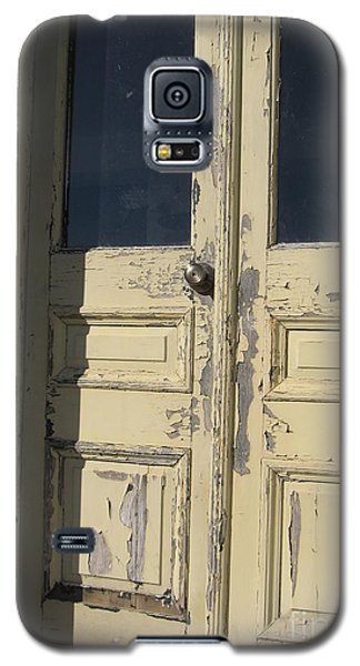 Galaxy S5 Case featuring the photograph Rivah House by Nancy Dole McGuigan