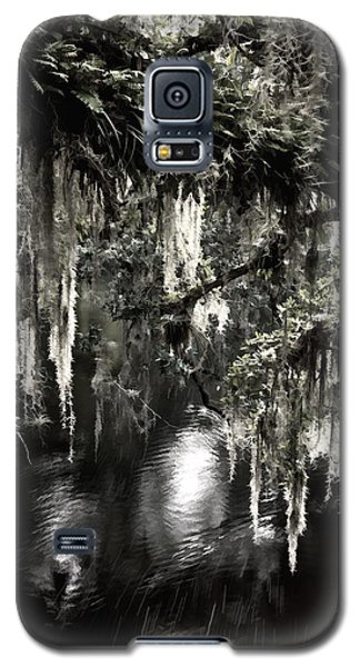 Galaxy S5 Case featuring the photograph River Branch by Steven Sparks
