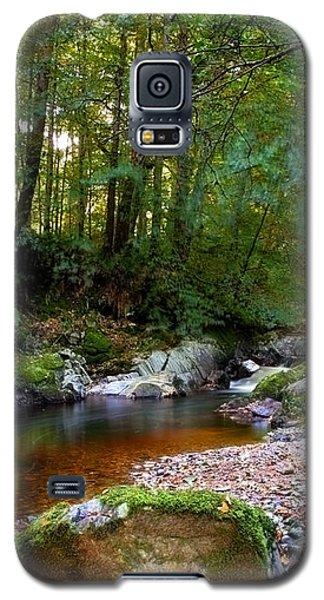 River In Cawdor Big Wood Galaxy S5 Case