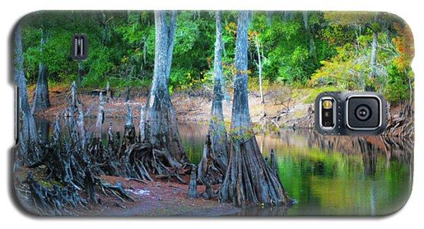 Riverside Galaxy S5 Case by Bill Barber