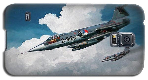 Rnlaf Lockheed F104 Starfighters On Training Galaxy S5 Case