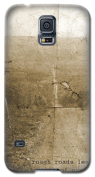 Road Not Traveled  Galaxy S5 Case