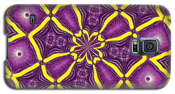 Galaxy S5 Case featuring the digital art Roadways On Mars by Alec Drake