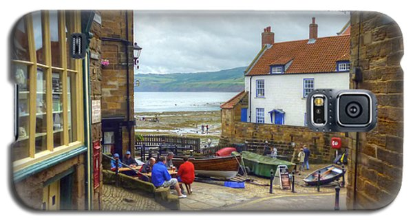 Robin Hood's Bay Galaxy S5 Case