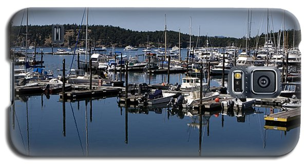 Roche Harbor Reflected Galaxy S5 Case