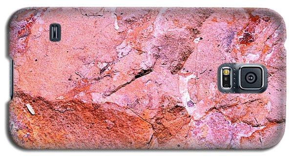 Galaxy S5 Case featuring the photograph Rock Art 5 by M Diane Bonaparte
