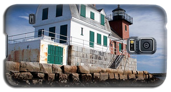 Rockland Breakwater Lighthouse Galaxy S5 Case