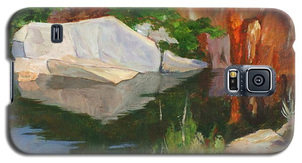 Rockport Quarry Reflection Galaxy S5 Case