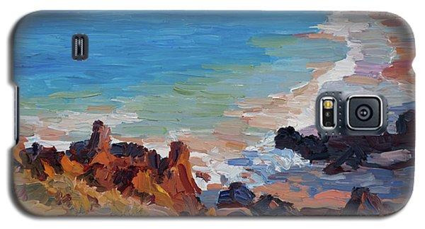 Rocks At Maui Beach Galaxy S5 Case