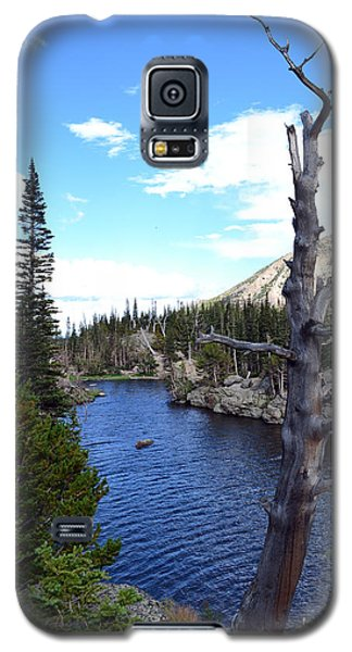 Galaxy S5 Case featuring the photograph Rocky Mountain National Park1 by Zawhaus Photography