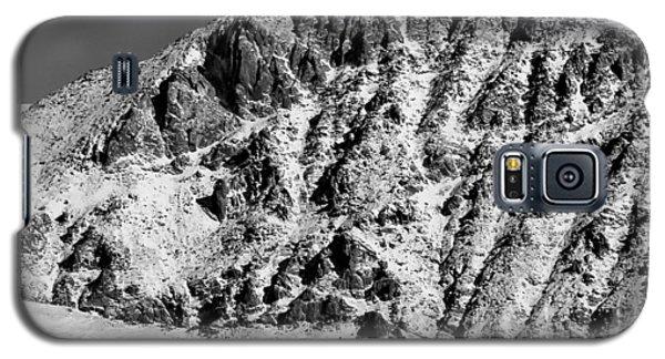 Rocky Mountain Ridges Galaxy S5 Case