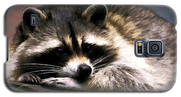 Rocky Raccoon Galaxy S5 Case
