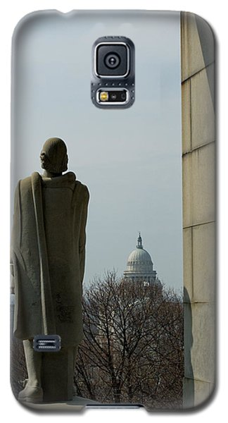 Roger Williams And His Capitol Galaxy S5 Case