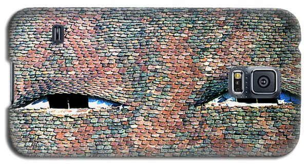 Roof In Sibiu Romania Galaxy S5 Case