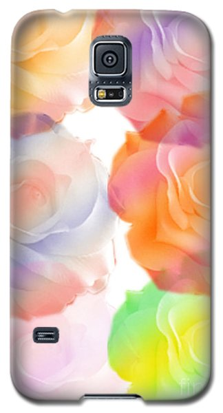Rose Of A Different Color Galaxy S5 Case