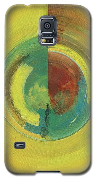 Rounded Galaxy S5 Case by Kathy Sheeran