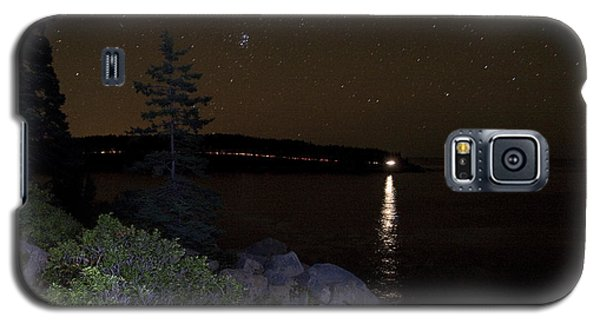 Rounding Otter Point Galaxy S5 Case by Brent L Ander