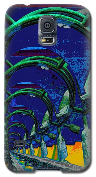 Route 66 2050 Galaxy S5 Case