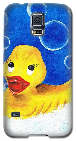 Rubber Ducky Galaxy S5 Case