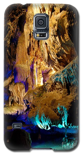 Ruby Falls Cavern 2 Galaxy S5 Case