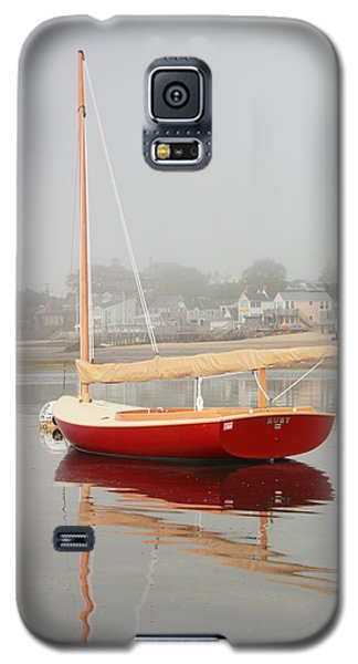 Ruby Red Catboat Galaxy S5 Case